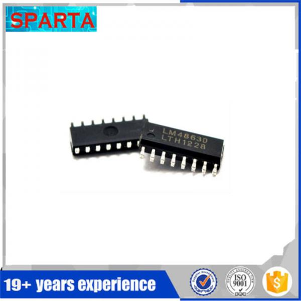 LM4863 Audio Amplifier IC Transistor Integrated Circuit for