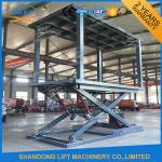 Mini Lift 2500 3000 Hydraulic Scissor Car Lift