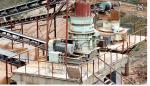 High Quality used hydraulic cone stone crusher