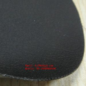 China Mildew Resistant Fireproof PVC Coated Leather for Seat Cover on sale