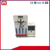 Luggage Zipper Reciprocating Fatigue Testing Machine, 6.35mm Two Clamping Devices