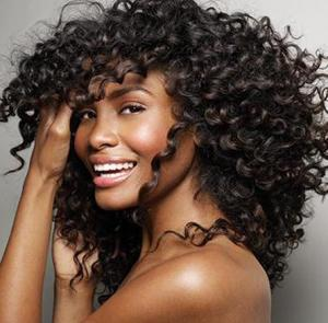China 100g remy indian natural curly human hair extension on sale