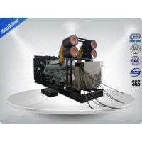 1800kw / 2250kva Mitsubishi Japan Open Diesel Generator With Stamford Alternator , Water Cooled Three Phase