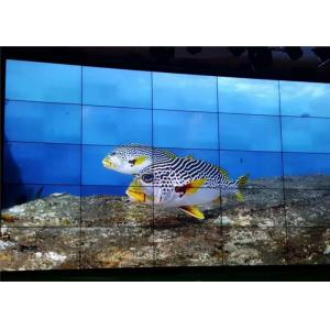 China 55 Inch LCD Video Wall Aquarium Exhibition Brief Introduction Showing on sale