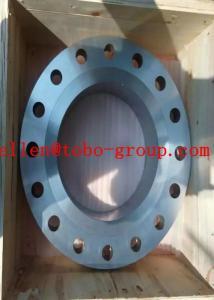 China TOBOの鋼鉄グループASME B16.47シリーズBクラス600の溶接首のフランジASTM A182のサイズ:1/2」- 60 on sale