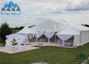 China Flame Retardant Outside Event Tents 25 * 60M Aluminium Alloy Structure on sale