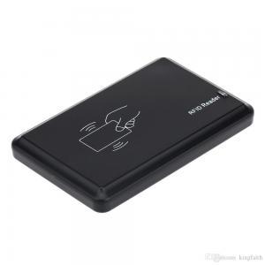 China EM4100 Rfid Chip Reader , Proximity Rfid Credit Card Reader Long Range on sale