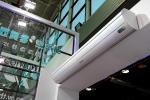 Fashion Theodoor Air Curtain 200 cm Length , Commercial Air Curtain Cooler