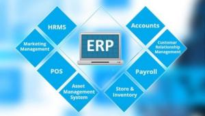China Web Based Cloud ERP Software , Enterprise Resource Planning Software For Small Business on sale