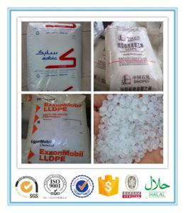 Best quality sabic virgin LLDPE granules for film grade use for