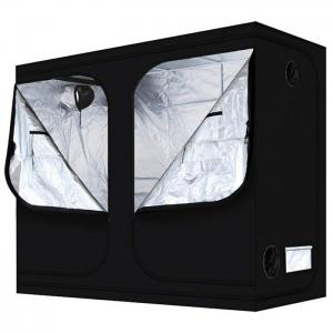China Dark Grow Rooms XL 4'X8′ Hydroponic Indoor Led Grow Kit on sale