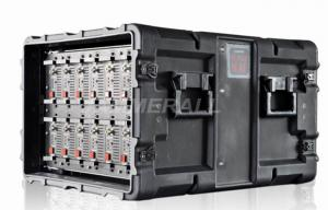 China 868W High Power Signal Jammer , Fully Integrated Broad Band Jamming System on sale