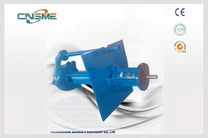 China SP Vertical Slurry Pump Abrasive Resistant A05 Vertical Sump Pump on sale