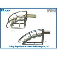 Weight 17kg Short / Long Radius Cable Enter Tool  External diameter 80mm / 90mm / 100mm