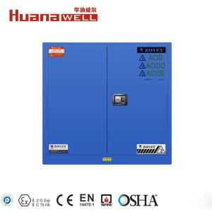 China 30 Gallon Fireproof Safety Storage Cabinet for Chemical Corrosive Liquids on sale