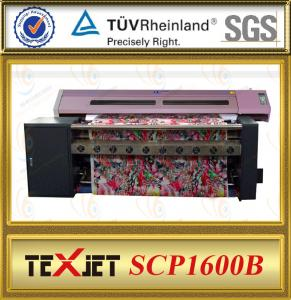 China SCP1600B Flatbed Textile Printing Machine on sale