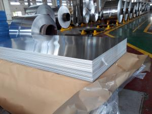 China Eorrosion Proof 1060 H*2/H*4/T4/T6 Aluminum Plate Used in Automobile Manufacturing and Rail Transit on sale