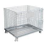 everlasting hot dip galvanzed wire mesh pallet cage