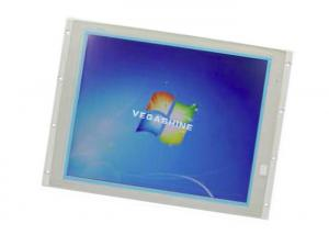 China 17 inch TFT LED screen fanless Industrial tablet pc Intel Core i5-3317U IP65 grade on sale