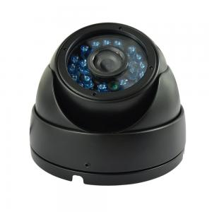 China Black Plastic Wireless CCTV Camera 1080P Dome For Home Security on sale