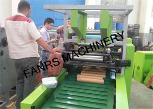 China Automatic Aluminum Foil Rewinding Machine With German Siemens PLC on sale