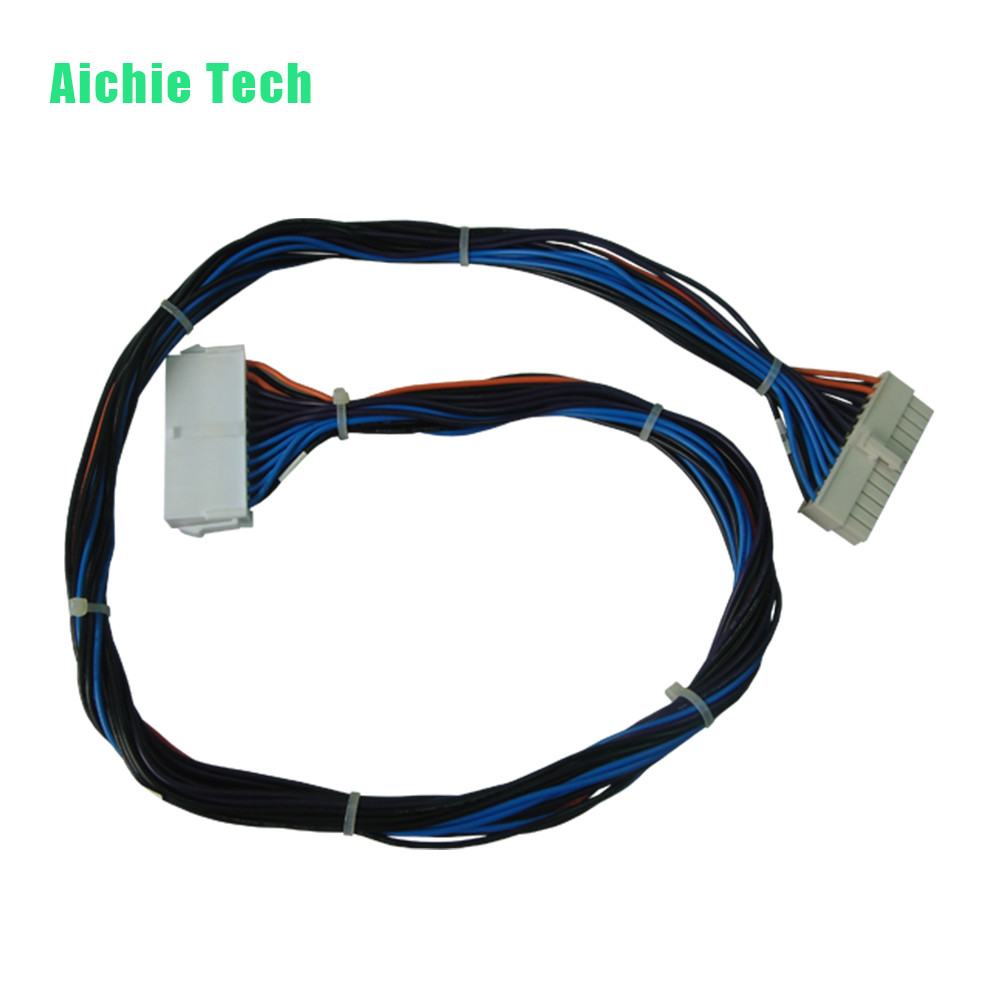 Molex 43025 2400 24 Pin Connectors Male To Female Machinery Wire Wiring And The Harness Is Authorized Security Assurance Obtain Global Iso9001 Ts16949 Ul Certification With Good Conductivity Large Loading