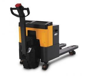 China 1.2 Ton Battery Reach Forklift (DC motor) on sale