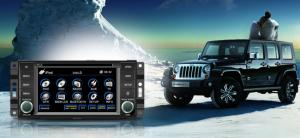 China in-car audio system for Jeep Wrangler on sale