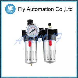 China 1 / 2 Bfc4000 Air Preparation Units Afc Bfc Series 40um / 5 Um Filtering Grade on sale