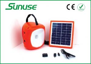 China energy saving industrial Mono crystalline Solar Panel Solar Power System for camping on sale