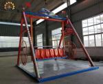 amusement park Children Funfair Rides Happy Swing ride for sale