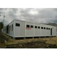 20 Ft Prefab Smart Prefab Container Homes Removable Modular Tiny Prefab Homes