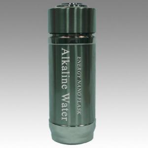 China 9.5 PH 380ml Nano Alkaline Water Flask For Enhance Immunity 19cm on sale