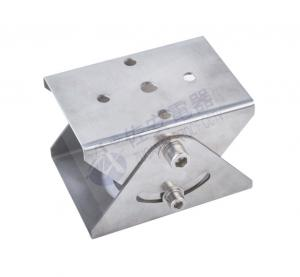 China Stainess Steel 304 CCTV Camera Wall Bracket Flexible Joint on sale