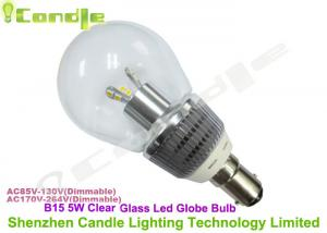 China Dimmable 360 Led Bulb 2W/m.k Thermal Conductivity 450lm - 550lm CRI>80 on sale