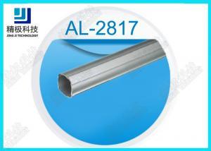 China Round Aluminium Alloy Pipe 6063- T5 , Anodic Oxidation Aluminium Alloy Tube on sale