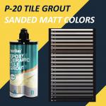 Ready To Go Sand Colored Grout / Quarry Tile Sealer Mildew Resistance