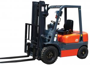 China Diesel Forklifts on sale