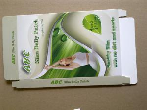 China ABC slim belly patch, weight loss belly patches, low calories, speed up metabolic , burn fat on sale