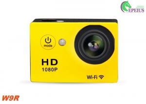 China Ultra HD 4K Remote Control Wifi Cam Full Hd 1080p W9R Smartview With Mini Size on sale