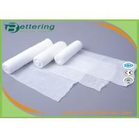 China Breathable PBT Elastic Bandage , Crepe Medical Gauze Conforming Bandage on sale