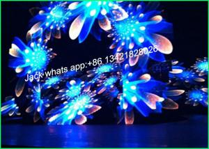 China Indoor P6 Advertising LED Display Die Casting Aluminum SMD3528 LED Chip on sale