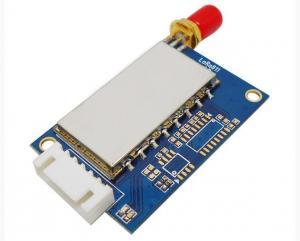 China SX1278 433MHz Wireless Lora Module 100mW Data Module Serial 1-5km Wireless Control on sale