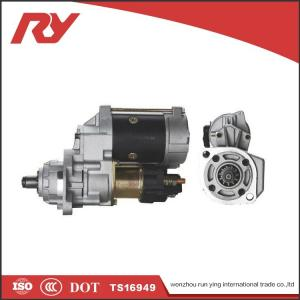 China Komatsu Hs Code 8511409900 Nikko Starter Motor ISO9001 / TS16949 Quality System 600-863-4610 0-24000-3060 S6D102 PC200-7 on sale