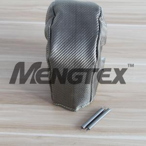 China Heat Shield Titanium Turbo  Blanket Turbo Charger For T4 on sale