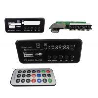 usb sd card mp3 player circuit board