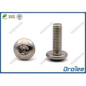 China 3014/316 Stainless Steel Torx Pan Head Machine Screws on sale