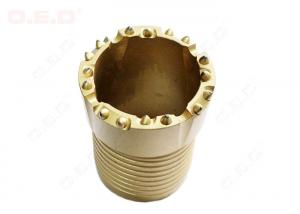 China Geothermal Well Threaded Casing Drilling Bit on sale