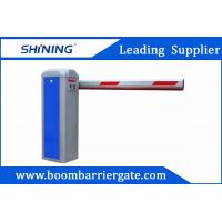 China IP54 Electric Driveway Automatic Barrier Gate  / Parking Security Barrier Gate on sale