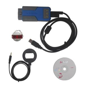China Newest BMW Multi Tool V7.3 OBD2 CAS1-4 Auto Key Programmer on sale